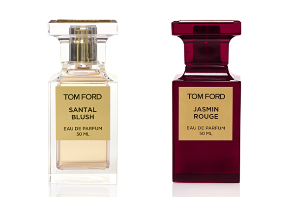 Женские ароматы Tom Ford Jasmin Rouge и Santal Blush